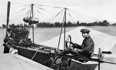 Anthony Fokker Spin