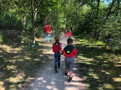 Bevers-hiken-bos-scouting-almelo-hjbllanos