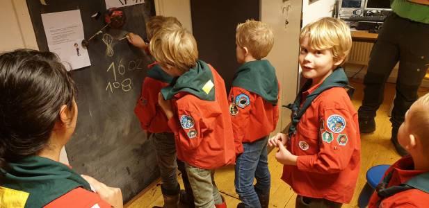 Cijfers Schrijven Bevers Scouting Almelo Hjbllanos