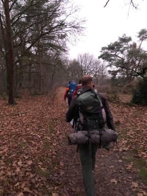 Hjbllanos-winterhike-route