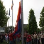 Koningsdag 2014 in Wierden