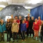 Bij de sterrenwacht te Lochem!