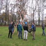 Explorers bouwen een katapult!