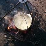 Zelfgemaakte soep!