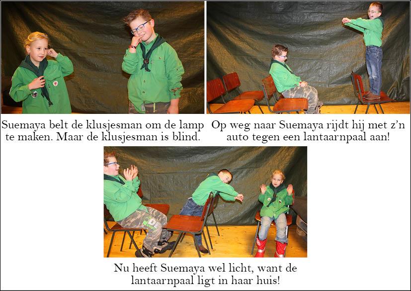 Blinde klusjesman - small