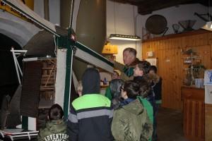 Rondleiding molen