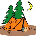 Voorbereiden op het kamp!