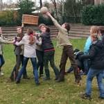 Scouts vinden Llanosbal uit
