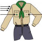 HJB Llanos | Scouts uniform