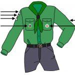 HJB Llanos | Welpen uniform