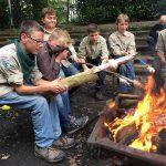 De eerste (en de laatste) scoutsopkomst