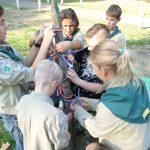 Scouts maken fotoroute