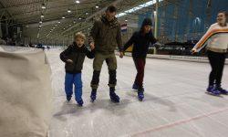 HJB Llanos | Schaatsen ijsbaan welpen scouts