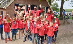 Kinderboerderij Dondertman Bevers scouting HJB Llanos