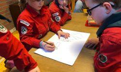 Samen spelen bevers | Scouting HJB Llanos Almelo