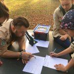 Scouts krijgen een (opfris)cursus routetechnieken